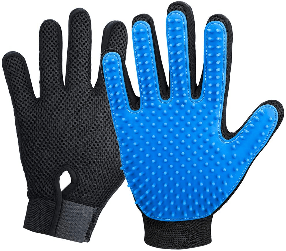 New Enhance Pet Grooming Glove for Dog and Cat