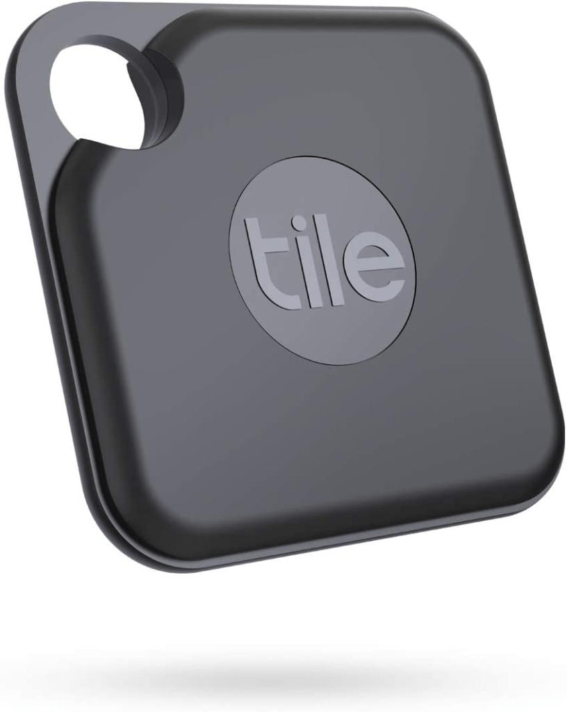Tile Pro (2020) 1-pack - High-Performance Bluetooth Tracker