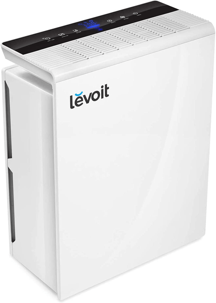LEVOIT Smart Wi-Fi Air Purifier for Home Large Room with H13 True HEPA Filter Smoke Eater and Odor Eliminator