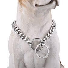 Choke Chain Style Collar
